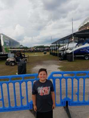 Richard attended Monster Jam World Finals - Motorsports/racing on May 11th 2019 via VetTix