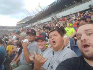 Anthony attended Monster Jam World Finals - Motorsports/racing on May 11th 2019 via VetTix