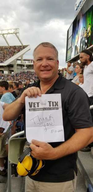 Les attended Monster Jam World Finals - Motorsports/racing on May 11th 2019 via VetTix