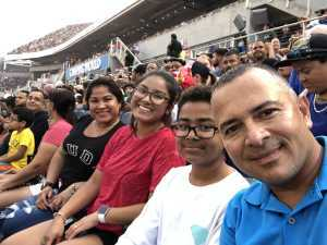 Leonel attended Monster Jam World Finals - Motorsports/racing on May 11th 2019 via VetTix