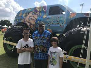 Bryan attended Monster Jam World Finals - Motorsports/racing on May 11th 2019 via VetTix