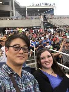 PHILLIP attended Monster Jam World Finals - Motorsports/racing on May 11th 2019 via VetTix