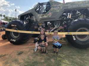 Frederick attended Monster Jam World Finals - Motorsports/racing on May 11th 2019 via VetTix