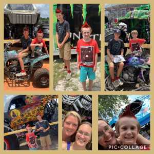 Tera attended Monster Jam World Finals - Motorsports/racing on May 11th 2019 via VetTix