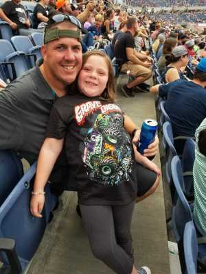 Dewey attended Monster Jam World Finals - Motorsports/racing on May 11th 2019 via VetTix