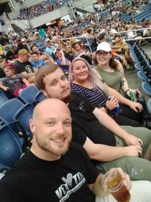 Michael attended Monster Jam World Finals - Motorsports/racing on May 11th 2019 via VetTix