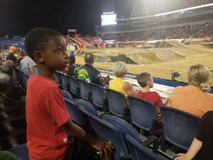 Katie attended Monster Jam World Finals - Motorsports/racing on May 11th 2019 via VetTix