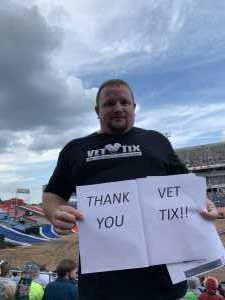 Cory attended Monster Jam World Finals - Motorsports/racing on May 11th 2019 via VetTix