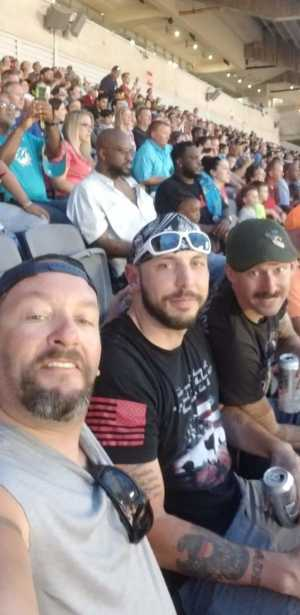 Nik attended Monster Jam World Finals - Motorsports/racing on May 11th 2019 via VetTix
