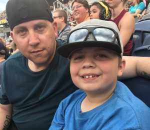 Jason attended Monster Jam World Finals - Motorsports/racing on May 11th 2019 via VetTix