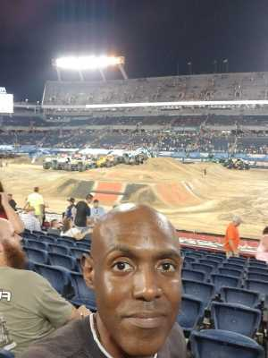 Daniel attended Monster Jam World Finals - Motorsports/racing on May 11th 2019 via VetTix