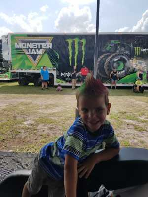 Lorie attended Monster Jam World Finals - Motorsports/racing on May 11th 2019 via VetTix