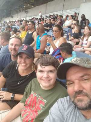 Charles attended Monster Jam World Finals - Motorsports/racing on May 11th 2019 via VetTix