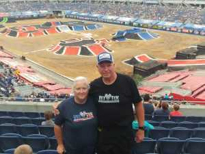 Andrew attended Monster Jam World Finals - Motorsports/racing on May 11th 2019 via VetTix