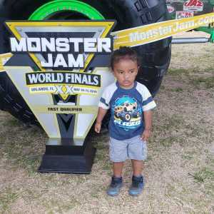 Charlie attended Monster Jam World Finals - Motorsports/racing on May 11th 2019 via VetTix