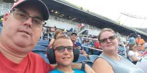 Todd attended Monster Jam World Finals - Motorsports/racing on May 11th 2019 via VetTix