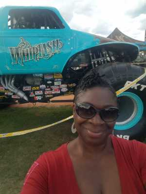 Wykina attended Monster Jam World Finals - Motorsports/racing on May 11th 2019 via VetTix