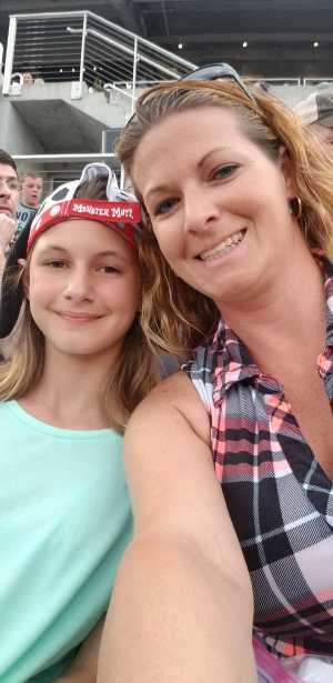 Heather attended Monster Jam World Finals - Motorsports/racing on May 11th 2019 via VetTix