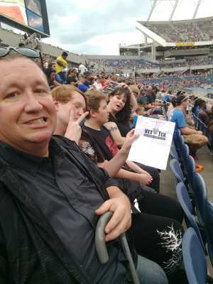 Adrian attended Monster Jam World Finals - Motorsports/racing on May 11th 2019 via VetTix