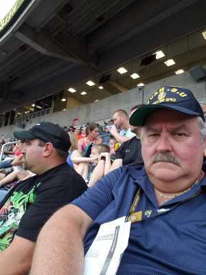Robert attended Monster Jam World Finals - Motorsports/racing on May 11th 2019 via VetTix