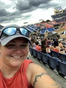 Jennifer attended Monster Jam World Finals - Motorsports/racing on May 11th 2019 via VetTix