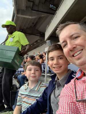 Paul attended Monster Jam World Finals - Motorsports/racing on May 11th 2019 via VetTix