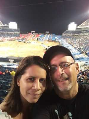 William attended Monster Jam World Finals - Motorsports/racing on May 11th 2019 via VetTix