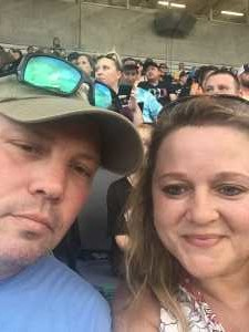 Scott attended Monster Jam World Finals - Motorsports/racing on May 11th 2019 via VetTix
