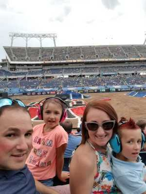 Matthew attended Monster Jam World Finals - Motorsports/racing on May 11th 2019 via VetTix