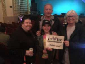 Michael attended Underwater Bubble Show on Apr 20th 2019 via VetTix