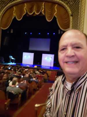 David attended Magician Adam Trent on Apr 19th 2019 via VetTix