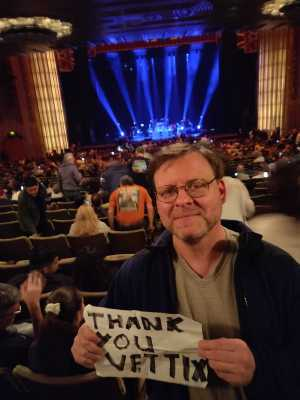 Allen attended Kansas on Apr 10th 2019 via VetTix