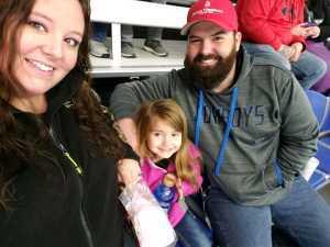 Jerry attended Lone Star Brahmas vs Shreveport Mudbugs - Playoffs Game Two - NAHL on Apr 13th 2019 via VetTix