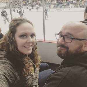 Mike attended Lone Star Brahmas vs Shreveport Mudbugs - Playoffs Game Two - NAHL on Apr 13th 2019 via VetTix