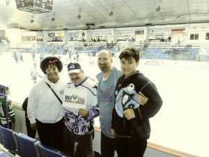 Dan attended Lone Star Brahmas vs Shreveport Mudbugs - Playoffs Game Two - NAHL on Apr 13th 2019 via VetTix