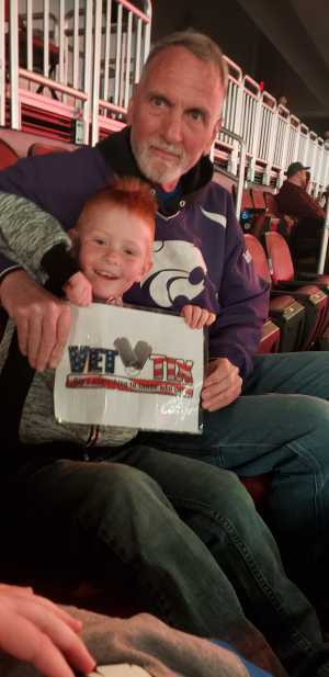 Kenneth attended PBR Velocity Tour on Apr 13th 2019 via VetTix