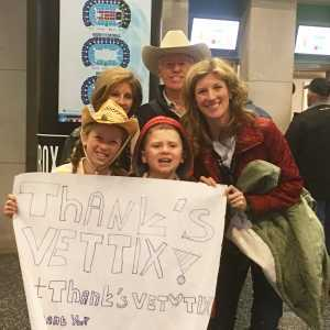 Nicholas attended PBR Velocity Tour on Apr 13th 2019 via VetTix