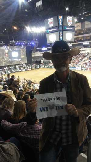 Bryon attended PBR Velocity Tour on Apr 13th 2019 via VetTix