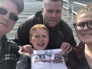 don attended Ohio State Life Sports Spring Game - NCAA Football on Apr 13th 2019 via VetTix