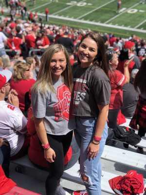 Debra attended Ohio State Life Sports Spring Game - NCAA Football on Apr 13th 2019 via VetTix