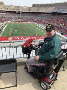 Charles attended Ohio State Life Sports Spring Game - NCAA Football on Apr 13th 2019 via VetTix