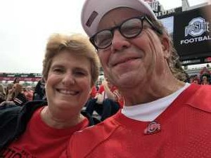 Robert attended Ohio State Life Sports Spring Game - NCAA Football on Apr 13th 2019 via VetTix