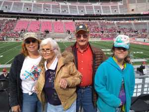 Doug attended Ohio State Life Sports Spring Game - NCAA Football on Apr 13th 2019 via VetTix