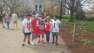 Jeffrey attended Ohio State Life Sports Spring Game - NCAA Football on Apr 13th 2019 via VetTix