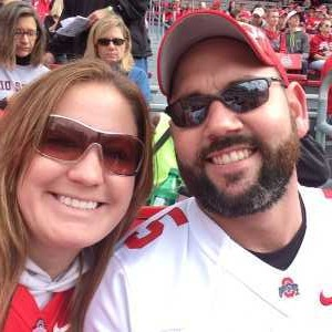 Christina attended Ohio State Life Sports Spring Game - NCAA Football on Apr 13th 2019 via VetTix