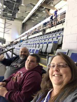 Timothy attended Ft Wayne Komets vs Toledo Walleye - First Round Playoffs - ECHL on Apr 19th 2019 via VetTix