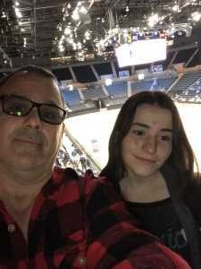 Raymond attended Longines Masters New York - Horse Racing/speed Challenge - Session 1 on Apr 26th 2019 via VetTix