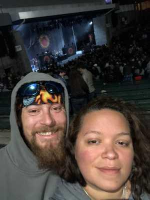 nicholas attended Whitesnake - Nu-metal on Apr 20th 2019 via VetTix