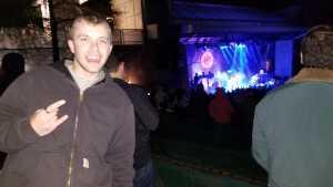 Mitchell attended Whitesnake - Nu-metal on Apr 20th 2019 via VetTix