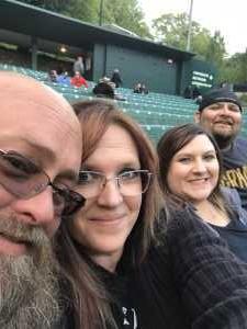 Heather attended Whitesnake - Nu-metal on Apr 20th 2019 via VetTix